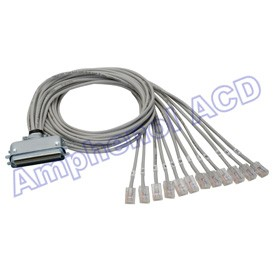 rj21 connector wiring wiring diagram third levelcat3 25 pair amphenol telco breakout cable 180 degree 50 pin rj21 rj21 rj45 vs rj21 connector wiring